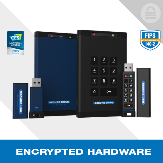 Encrypted Drives