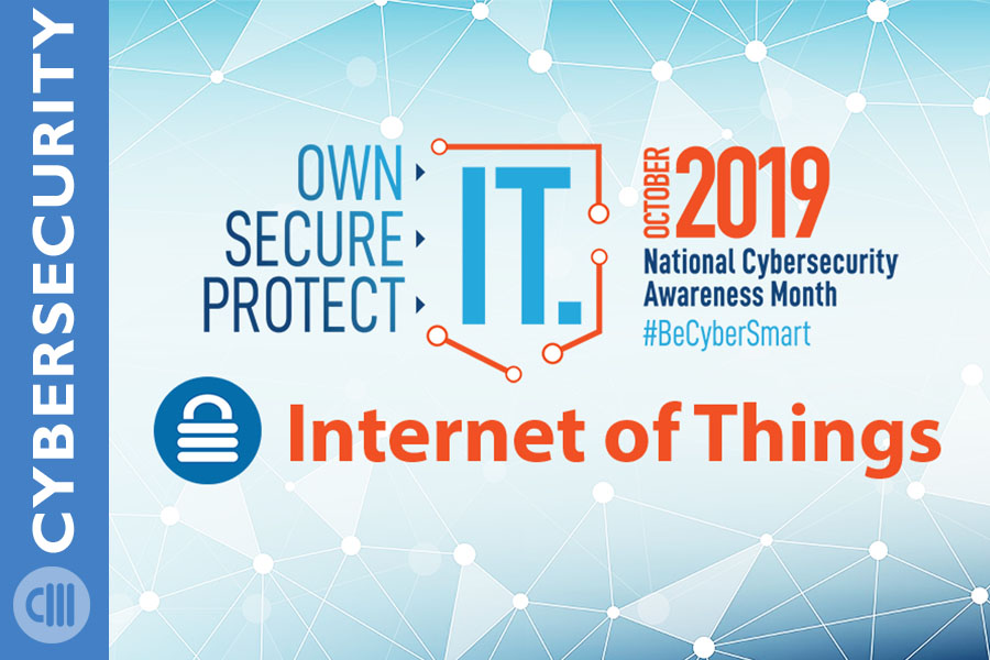 Internet of Things IoT Cybersecurity Risks Threats
