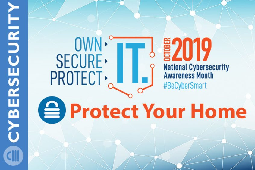 Smart Home Cybersecurity Protect Data Recovery