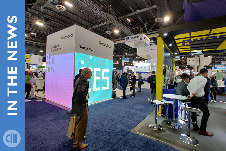 CES 2020 Day 1