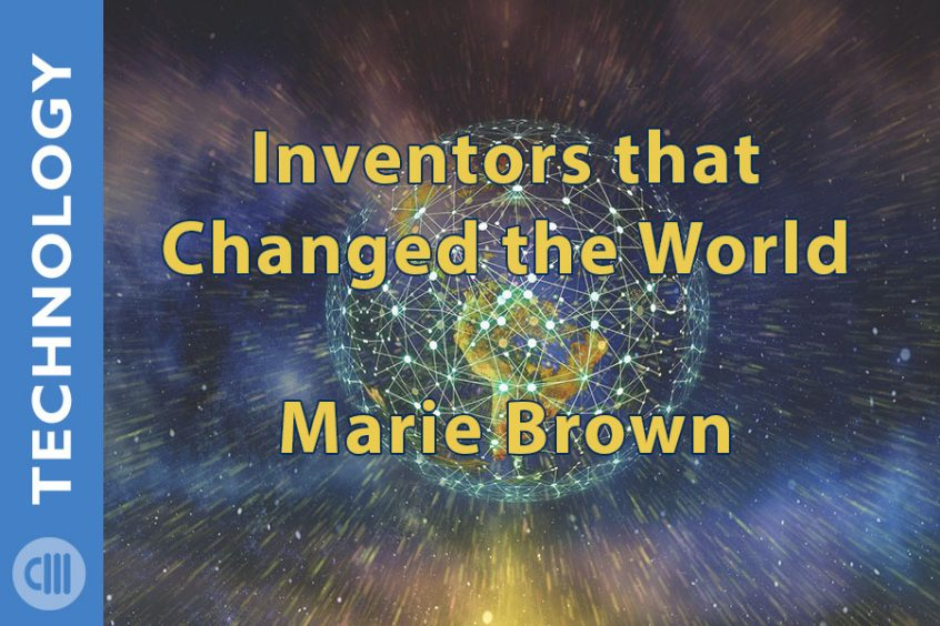 Marie Brown Home Security System Changed World