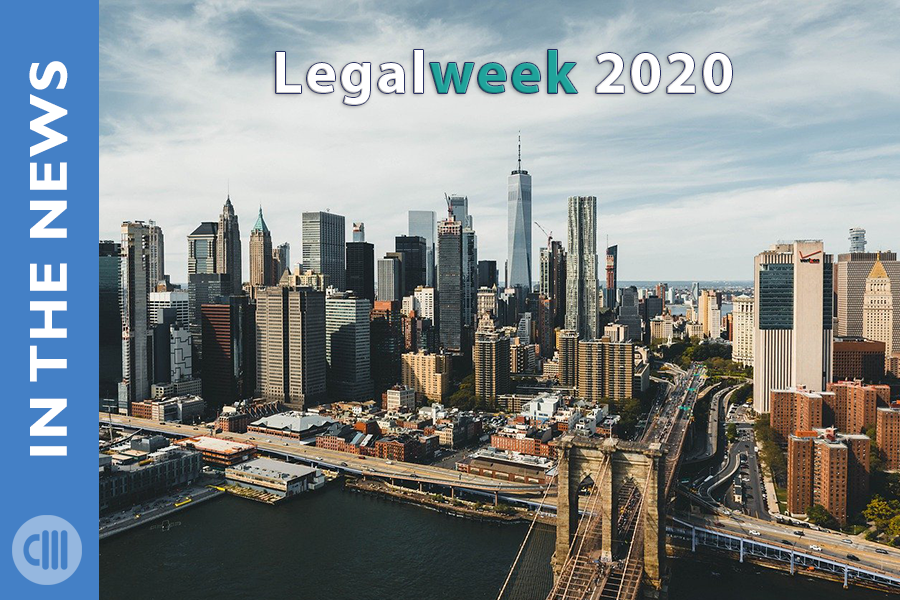 Legalweek Exhibition 2020